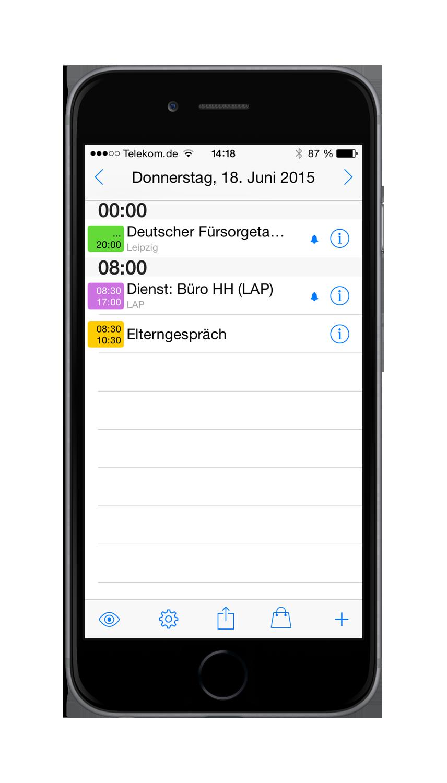 IPhone_Kalender